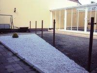 Rekonstrukce zahrady a trávníku Kladno